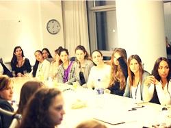 סטודנטית ממועדון היזמות של הבינתחומי מלמדת נשים להגשים חלומות