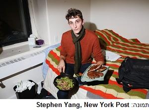 סטודנט פתח מסעדה במעונות - ושבר את האינטרנט
