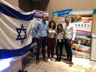 סטודנטים מסבירים את ישראל לעולם במשלחת בינלאומית לטאיוואן