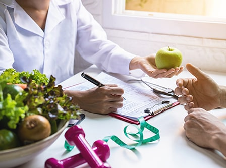 סיגל פרישמן, מנהלת היחידה לתזונה בבלינסון מספרת מה כל כך מושך בלימודי תזונה