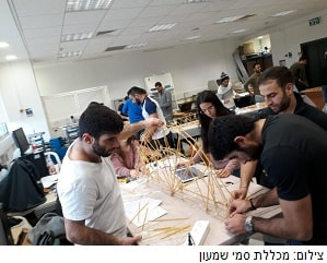 מה הקשר בין פסטה להנדסת בניין? סטודנטים על האקתון הספגטי