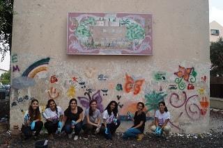חברי קהילת הסטודנטים בקריית מלאכי מקדמים שינוי חברתי - כבר בזמן התואר