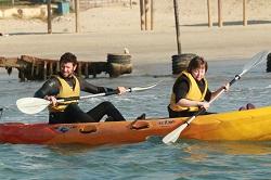 כוחו של הים: סטודנטים משתתפים בפרויקט למען אנשים עם צרכים מיוחדים